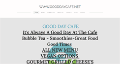 Preview of gooddaycafe.net